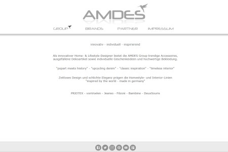 AMDES Group